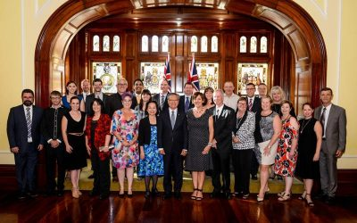 South Australia's Best Tourism Businesses Honoured by Governor